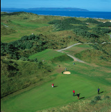 Golf near B&B accommodation Portrush